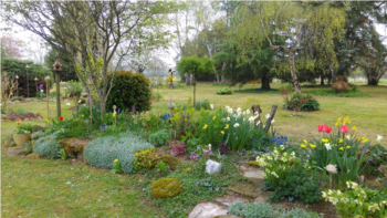Le jardin de Christine et Thierry - Site jardin au naturel